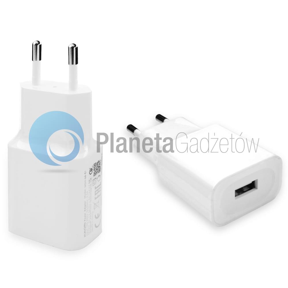 Oryginalna ładowarka sieciowa Xiaomi MDY 08 EI QC 2.0 (biała)