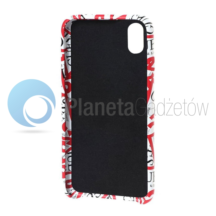 Oryginalne Etui Guess Triangle Case Do Apple Iphone Xs X