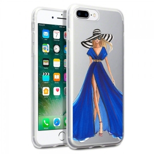 Etui Intede do Apple iPhone 8 Plus z wzorem Fashion (1)