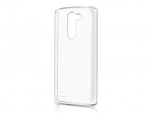 Etui TPU Ultra Slim LG L Bello (transparentne)
