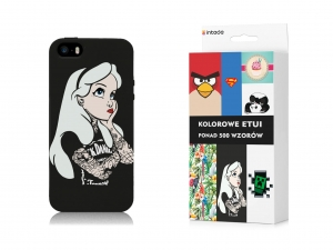 500 wzorów - Etui do Apple iPhone 5C