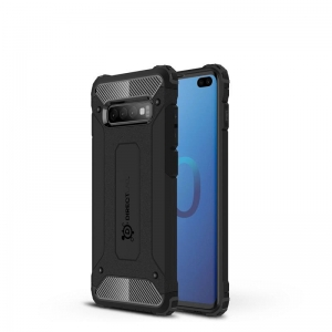 Etui Case Pokrowiec DirectLab Armor Shield do Samsung Galaxy S10 (czarne)