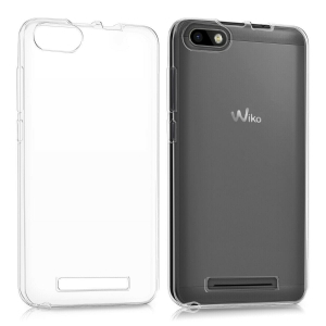 Etui TPU Ultra Slim do Wiko Lenny 3 (transparentne)