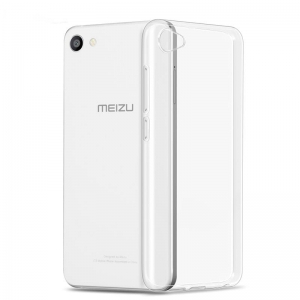 Etui TPU clear do Meizu U20