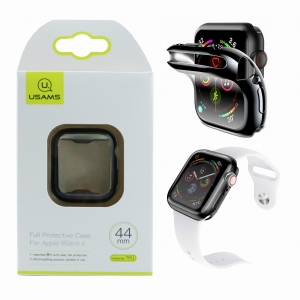 Oryginalne Etui USAMS do Apple Watch 4 44mm (czarne)