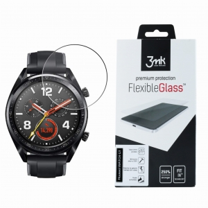 Szkło Hybrydowe 3MK Flexible Glass do Huawei Watch GT