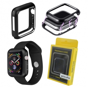 Etui Magnetyczne Magnetic Case do Apple Watch 44mm (czarne)