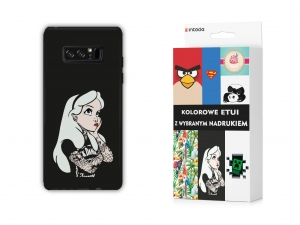 500 wzorów - Etui do Samsung Galaxy Note 8