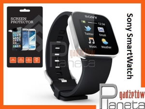 Folia ochronna do Sony SmartWatch