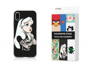 500 wzorów - Etui do Apple iPhone X