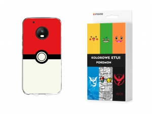 Etui Intede Pokemon do Motorola Moto G5