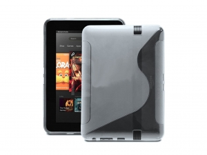 Etui do Amazon Kindle Fire HD 7 S-line (przezroczyste)