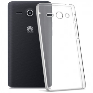 Etui TPU Ultra Slim do Huawei Y530 (transparentne)