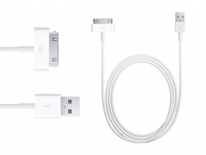 Oryginalny kabel Apple 30pin MA591G do iPhone iPod iPad