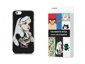 500 wzorów - Etui do Apple iPhone 6S / 6
